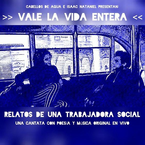 ValeLaVidaEntera Afiche